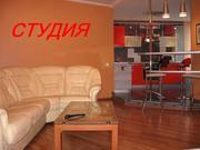 Квартира-студия на сутки ( посуточно ) в Гомеле. +375-29-650-60-30