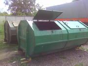 Контейнера для сбора отходов 6 м3 б/у 3 месяца