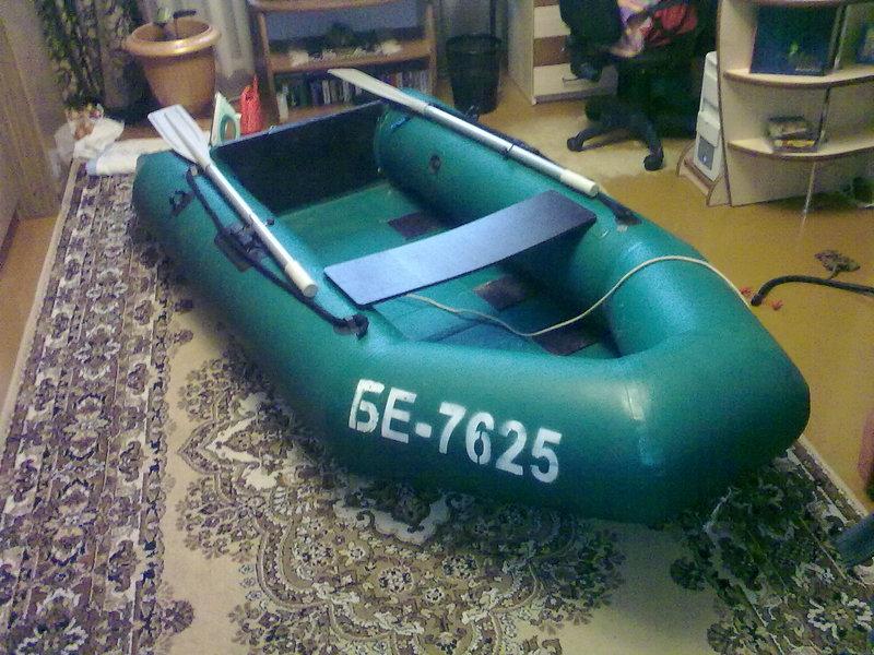 лодка пвх б.у в гомельской