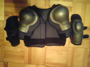 Защита груди и налокотники
