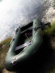 Надувная лодка Solo T330