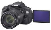 Цифровая фотокамера Canon EOS 600D kit EF S 18 55 DC III
