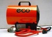 Газовая тепловая пушка ЕСО GH 10 ,  15,  20,  30,  40  нагреватель