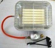 Нагреватель газовый инфракрасный керамический