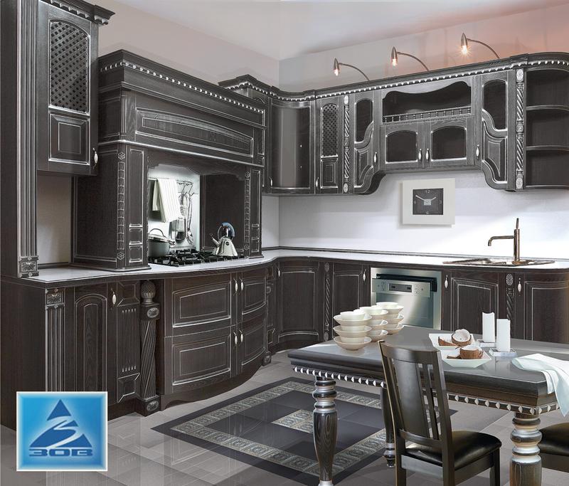 Кухонный гарнитур зов 2