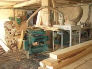 Действующее деревообрабатывающее производство