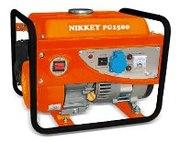 Бензогенератор NIKKEY PG 1500 220V