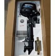 Лодочный мотор Tohatsu MFS 5 С SS,  новый,  доставка РБ,  кредит