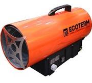 Газовая тепловая пушка - Ecoterm - GHD-50