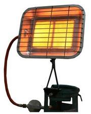 Нагреватель газовый инфракрасный керамический ECO RH-5000