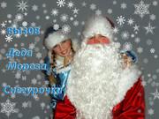 Дед Мороз и Снегурочка / заказ Деда Мороза на дом