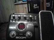 Звуковой процессор Zoom G2.1u