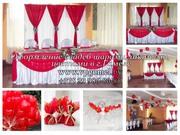 Оформление свадьбы,  шары с гелием в Гомеле