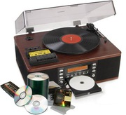 Оцифровка домашних коллекций грампластинок и аудиокассет