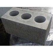 Блок пескобетонный стеновой