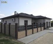 Строительство дома,  коттеджа,  разработка проекта дома. Дом под ключ