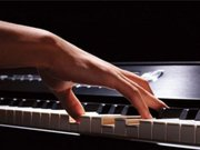Уроки  фортепиано.