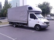 Грузоперевозки автомобилем  Mercedes Sprinter