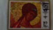 марки разная тематика