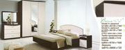 Спальня из лам.плиты