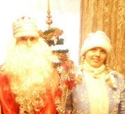 Дед Мороз и Снегурочка г. Гомель