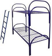 Кровати металлические по низким ценам. Кровати двухъярусные.