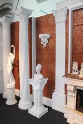 Декоративные штукатурки , лепнина из гипса и полиуретана, фрески