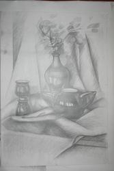 Курсы реалистического рисунка и живописи.
