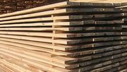 Пиломатериал,  сруб из профилированного бруса,  распиловка древесины