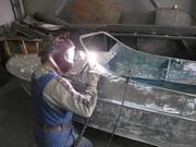 Сварка алюминия и сплавов