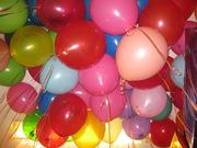 Гелиевые шары в Гомеле.