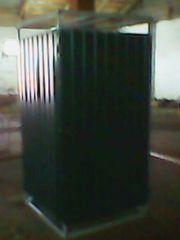 летняя душ-кабина