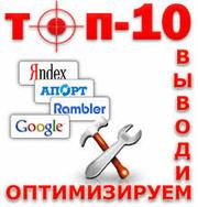 Продвижение сайтов и интернет-магазинов в поисковых системах Яндекс и