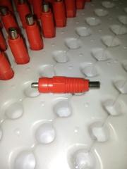 Ниппельная поилка для бройлеров и перепелов
