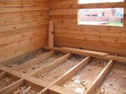Устройство и ремонт деревянных полов