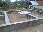 Строительные работы,  все виды бетонных работ