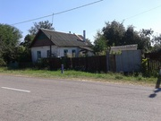 Продам кирпичный дом с садом,  огородом в Красной Буде Добрушского р-на