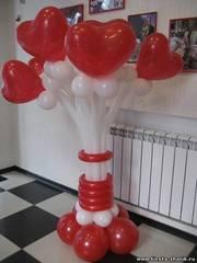 Бесплатно! Букет из шаров!!! Подробности в группе в ВК,  заходи!!!