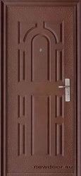дверь металлическая 2, 05*96