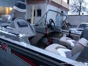 Моторная лодка (катер) Tracker pro v16 + мотор