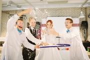 Незабываемое шоу на свадьбу