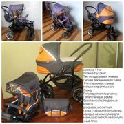 Детская коляска Happich Aviator