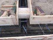 Фундамент под дом поставлю
