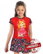 Трикотажные платья оптом от компании Трям в Белоруссии