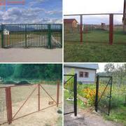 Ворота и калитки бесплатная доставка по области