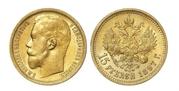 Продам Золотые монеты Николая 2