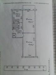 Продам 2-ухкомнатную квартиру