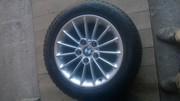 диски R 16 с покрышками 215*55 4 штуки в хорошем состоянии BMW е39