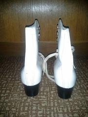 ботинки для фигурных коньков