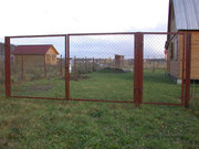 Садовые металлические ворота от производителя!